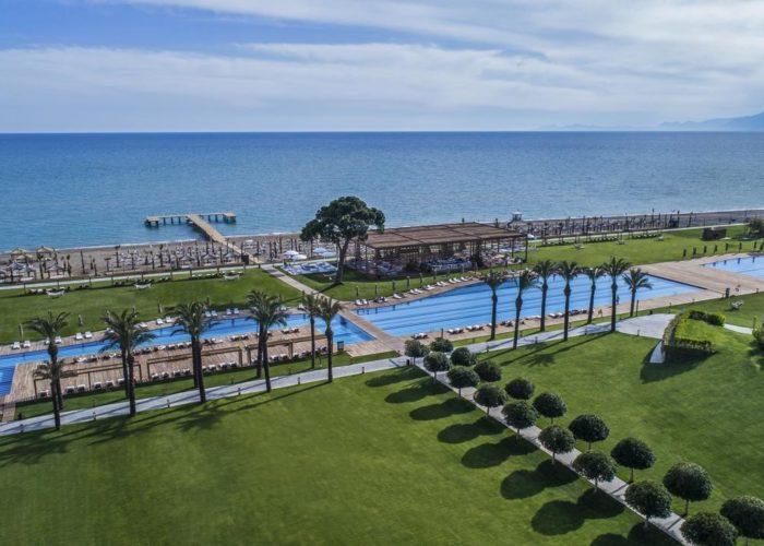 voyage organisé vers Antalya