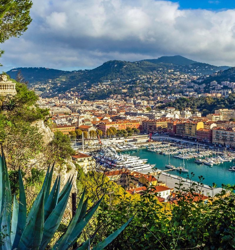 Voyage Cote d'Azur