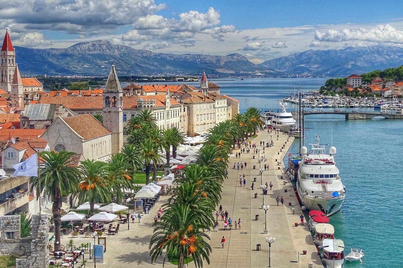 voyage organisè Croatie