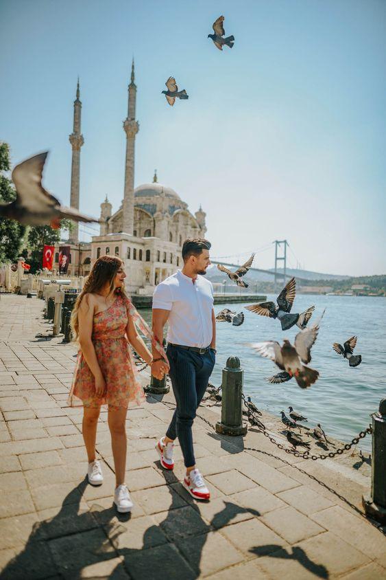 voyage organisé départ Marrakech vers Istanbul