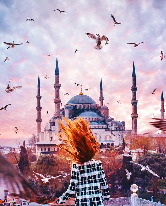 voyage istanbul 2021